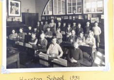 School memories in 1930s & 40s