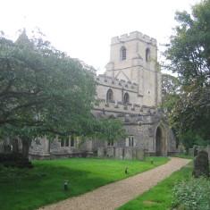 Harston church 2015 | (Roadley)