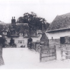 No 41 Fountain Farm Church St about 1920's | (Cambridge Collection)