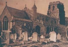 All Saints Church - exterior
