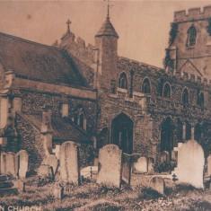 All Saints Parish Church 1910 | (Deacon)