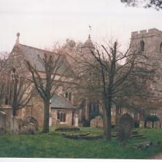 All Saints Parish Church 1995 | (Deacon)