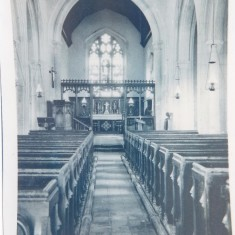 All Saints Parish Church 1910 | (Deacon)