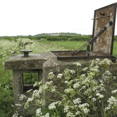 2014. ROC Bunker. Entrance.   (Griffin)