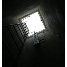 2014. ROC Bunker. Entrance shaft.   (Griffin)