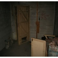 2014. ROC Bunker. Inside.   (Griffin)