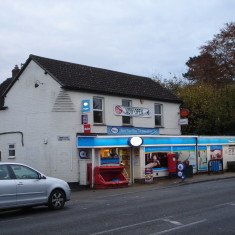 2014. 28 High Street, Shop & Post Office | (Griffin)