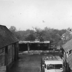No 49 High Street Rear buildings 1960 | (Bowden)