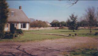 No 96 High St bungalow built for Dora Radford on farm land of Manor Farm | (Deacon)