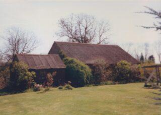 No 96 High St Manor Farm sheds | (Deacon)