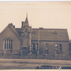 Pre 1939. Harston & Newton Primary School.. | (Deacon)
