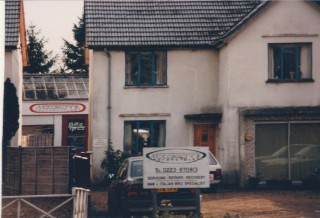 No 104 when it was also a motor cycle repair business (Deacon)