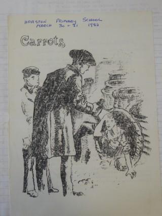 Carrots-play about Dr Barnardos R   (Sellen Scrapbook-Cambridge Collection)