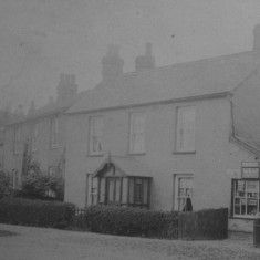 Date unknown. 5 Royston Road when it was the Post Office. | (Stocker)