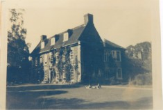 Harston house early 1900s