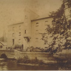 Harston Mill front | (Deacon)