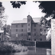 Harston Mill front 1964 | (Deacon)