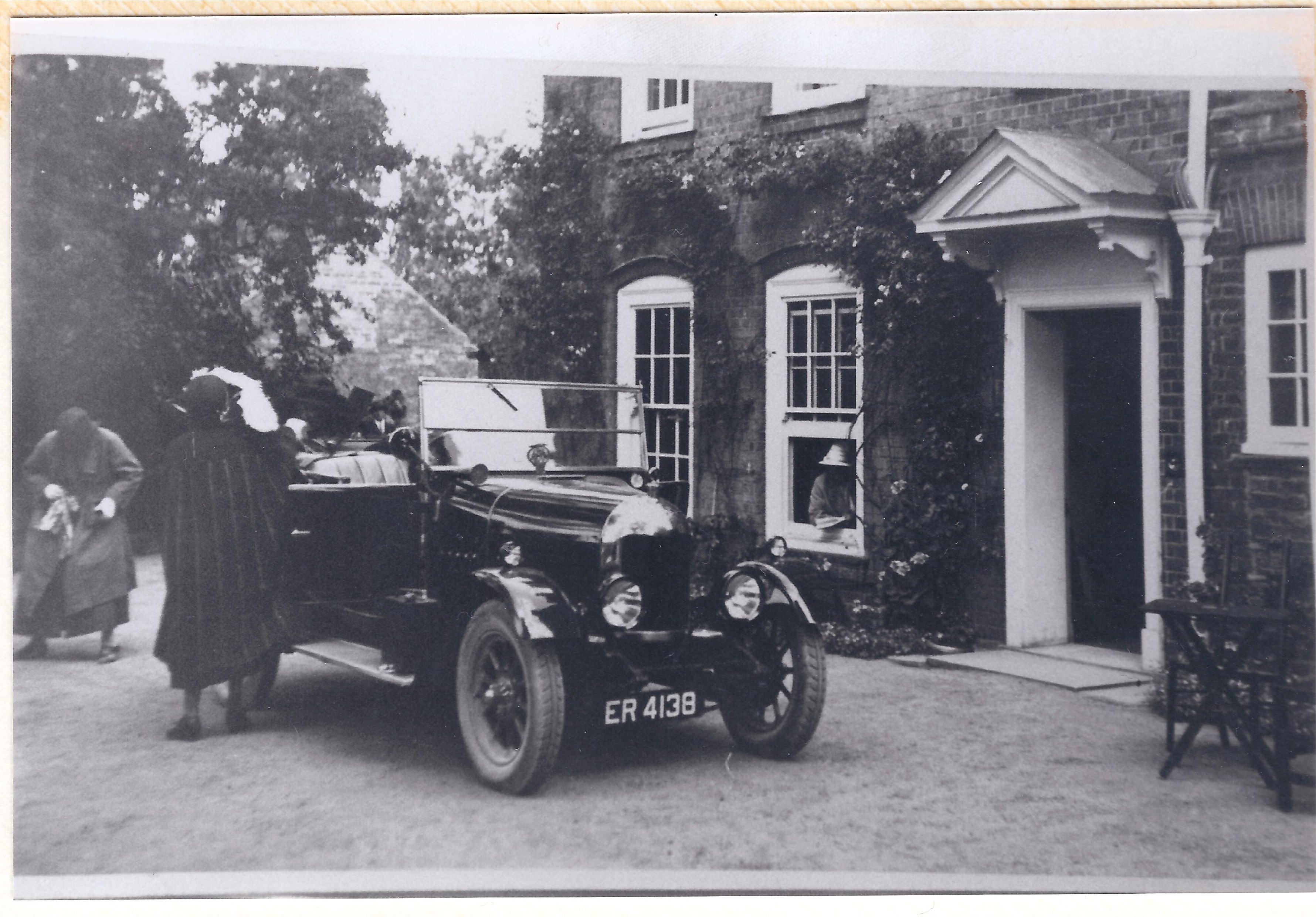 An early history of cars