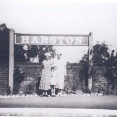 1950 platform to Cambridge | (Deacon)