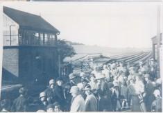 Railway traffic