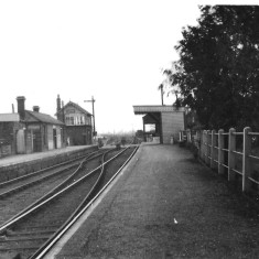 Station about 1930 | TG