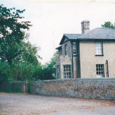 Beech Farm (No longer farmed by Crow family) 2000 | (Deacon)