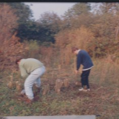 Preparation of Orchard/Meadow 1991 | (Deacon)