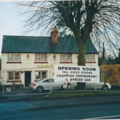 No 21 High Street - Crayfish restaurant & Oyster Bar 2002 | (Deacon)