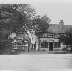 No 21 High Street - Shop beside The Three Horseshoes