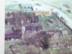 George Thompson's poultry farm corner Station Rd & Lawrance Lea c 1971