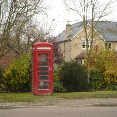 #3 Telephone Box No 45 London Road 2014  | (Griffin)