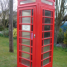 #3 Telephone Box 45 London Rd Repainted March 2015  | (Griffin)