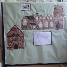 1445 The Parish & 1786 Baptist Churches by Amber Class | (Roadley)