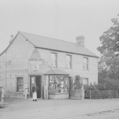 Samuel Ashby started shop c1890s, emigrated to US 1900s   (Folbigg)