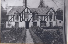 Stocker's family home, The Cottage, 1 High St