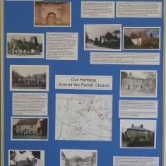 Harston's Heritage around the Parish Church | (Roadley)