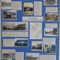 Harston's heritage around Memorial Green | (Roadley)