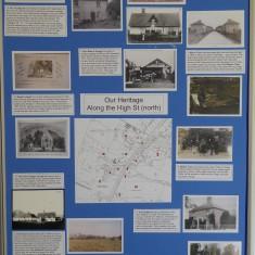 Harston's heritage high St (North) | (Roadley)