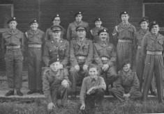Cadets 1953-4