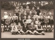 Mrs Barnes' class 1955-7?