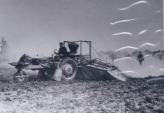 Nicotine gasser for destroying aphids 1930-44