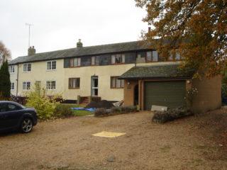 No 2 Fleece Cottage, end 2014   (Griffin)