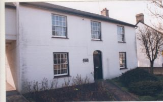 1992 Byron Lodge, once Bath Cottage | (Deacon)