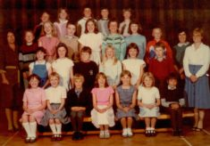 Primary Class early 1980s