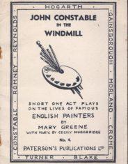 Play written by Mary Greene in 1920s