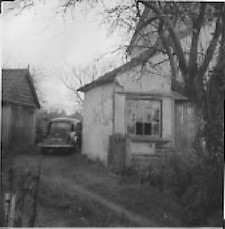 No 6 Button End showing old shop in 1968