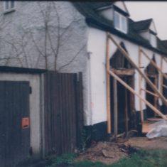 Coach & Horses renovation 1988 | (Deacon)
