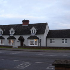 No 56 High St The Old Coach House 2014, formerly Coach & Horses pub | (Griffin)