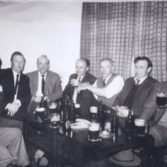 Patrons of Coach & Horses: date unknown | (Deacon)