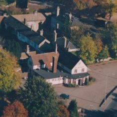 Queen's Head aerial view | (Goldrich)